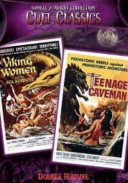 Viking Women and the Sea Serpent/Teenage Caveman