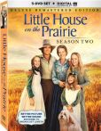 Video/DVD. Title: Little House on the Prairie: Season 2