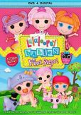 Video/DVD. Title: Lalaloopsy Babies: First Steps