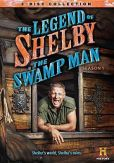 Video/DVD. Title: Legend Of Shelby The Swamp Man: Season 1
