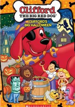 Clifford the Big Red Dog - Clifford's Big Halloween