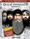 Video/DVD. Title: Duck Dynasty: Season 4-6