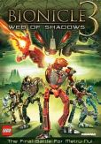 Video/DVD. Title: Bionicle 3: Web Of Shadows