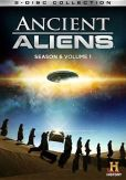 Video/DVD. Title: Ancient Aliens: Season 6 - Vol 1