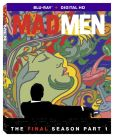 Video/DVD. Title: Mad Men: the Final Season - Part 1