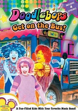 Doodlebops - Get On The Bus