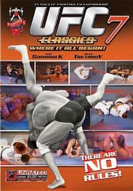UFC 7: The Brawl in Buffalo