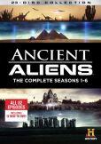 Video/DVD. Title: Ancient Aliens Seasons 1-6