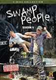 Video/DVD. Title: Swamp People Season 5