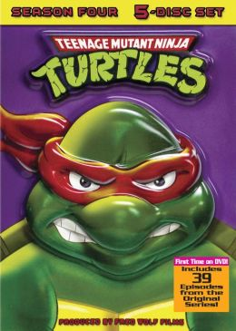 Teenage Mutant Ninja Turtles: Season 4 (5pc)