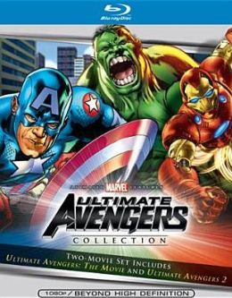 Ultimate Avengers Collection