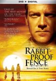 Video/DVD. Title: Rabbit-Proof Fence