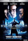 Video/DVD. Title: Equilibrium