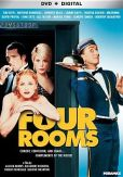 Video/DVD. Title: Four Rooms