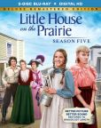 Video/DVD. Title: Little House On The Prairie: Season 5 Collection
