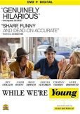 Video/DVD. Title: While We're Young