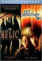 Relic & Pet Semetary 2 / (Chk Sen)