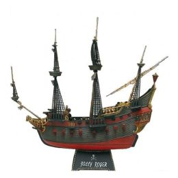 Revell 132640 Revell 1:96 Scale Die Cast Caribbean Pirate Ship
