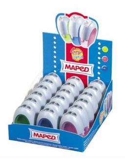 Alvin M506900D Maped Canister Sharp Disp 18pc