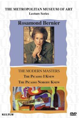 Rosamond Bernier: Picasso I Knew & Picasso Nobody
