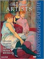Post-Impressionists: the Great Artists