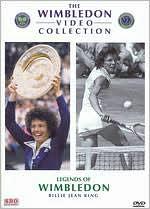 Legends of Wimbledon: Billie Jean King