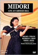 Midori: Live at Carnegie Hall