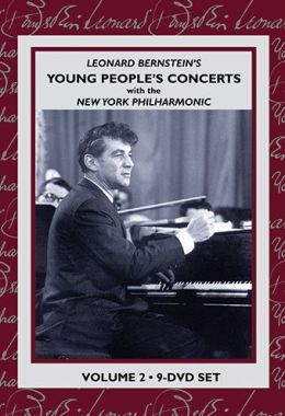 Leonard Bernstein's Young People's Concerts Vol. 2