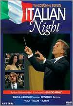 Waldbühne Berlin: 1996 - Italian Night
