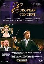 European Concert, Vol. 2: 1996-1999