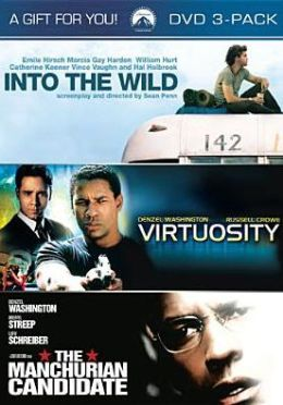 Into the Wild/Virtuosity/Manchurian Candidate