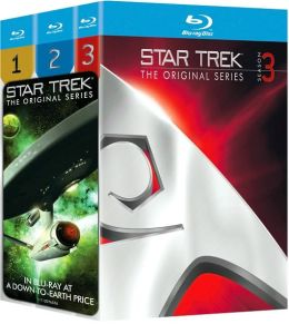 Star Trek: Original Series - Three Season Pack