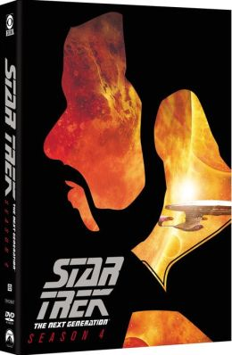 Star Trek: the Next Generation - Season 4 (7pc)