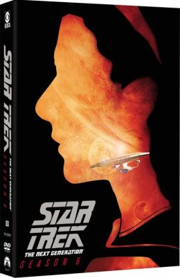 Star Trek: the Next Generation - Season 6 (7pc)