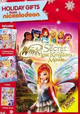 Winx Club: Secret Of The Lost Kingdom Movie