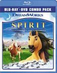 Video/DVD. Title: Spirit: Stallion of the Cimarron