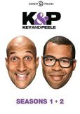 Video/DVD. Title: Key & Peele: Seasons One & Two (4pc) / (Ws 2pk)