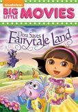 Video/DVD. Title: Dora the Explorer: Dora Saves Fairytale Land