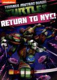 Video/DVD. Title: Teenage Mutant Ninja Turtles: Return To Nyc