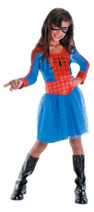 Spider-Girl Classic Toddler/Child Costume: Size Small (4-6X)