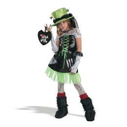 Monster Bride (Green) Child Costume: Size Medium (7-8)