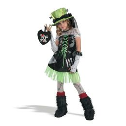 Monster Bride (Green) Child Costume: Size X-Large (14-16)