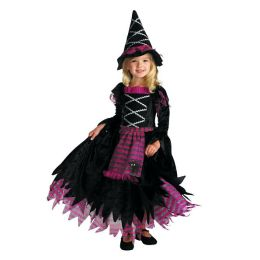 Fairytale Witch Toddler Costume: Size 4-6