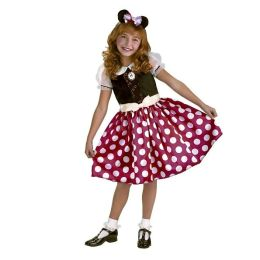Minnie Mouse Toddler/Child Costume: Size Small (4-6)