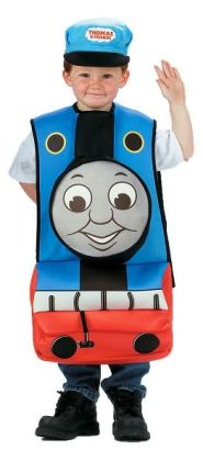 Thomas Engine Standard Costume: Size One-Size (4-6)