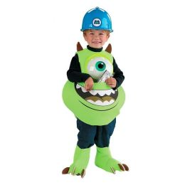 Monsters Inc. Disney Mike Candy Catcher Child Costume: Size Up to size 6