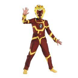 Ben 10 Heat Blast Child Costume: Size 7-8