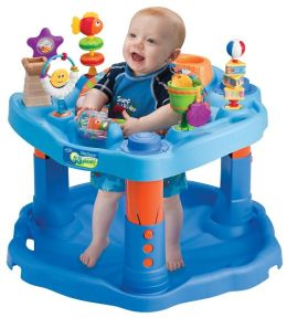 Evenflo ExerSaucer Mega -  Splash