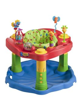 Evenflo ExerSaucer Deluxe Circus Active Learning Center - Circus