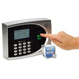 Acroprint 01-0250-000 timeQplus Proximity Biometric & Attendance System- Automated
